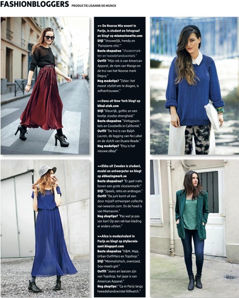 Do The Hotpants Dana Suchow Press Viva Magazine