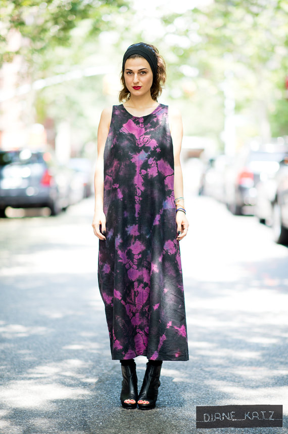 Tie-Dye-Maxi-Ombre-Dress