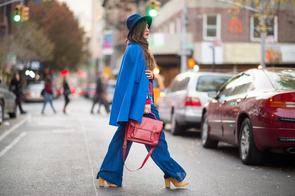 Blue-Cape-Sheer-Pants-Satchel