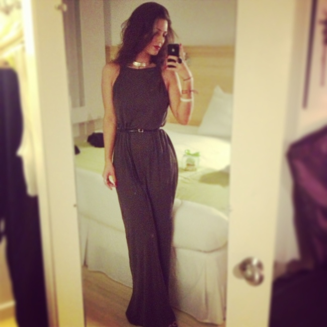 Blind Stab Dana Suchow Maxi Dress Instagram Miami